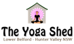 The Yoga Shed Logo